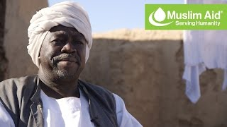 FOOD SECURITY PROJECT, SUDAN: Mohammed's story