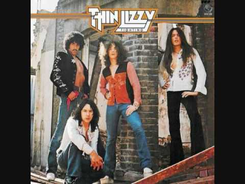 thin lizzy spirit slips away