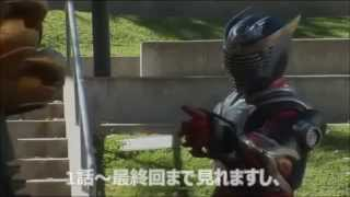 KAMEN RIDER DRAGON KNIGHT 第15話