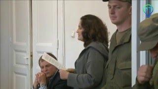 Выступление Монтян на суде по делу журналиста Коцабы
