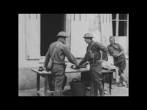 The Aisne-Marne Operations, July 18 to August 6, 1918, Welfare Activities