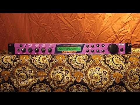 E-mu Mo' Phatt Synthesizer Factory Demo Songs