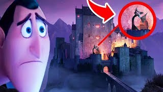 10 Hidden Secrets You Missed in Hotel Transylvania 3 Summer Vacation