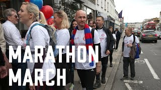 Marathon March | Palace for Life Foundation
