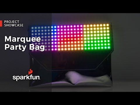 Marquee Party Bag