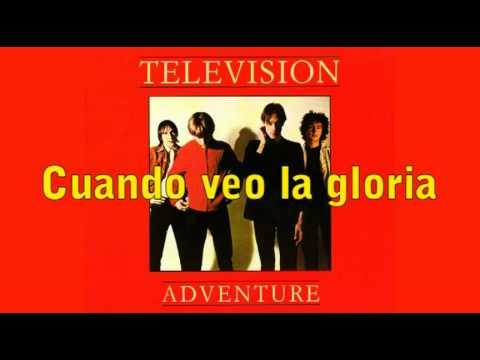 Television- Glory   (Subtitulado Español)