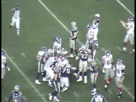 Super Bowl XLII  NY Giants Greatest Drive In Super Bowl History