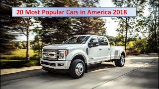 Most Popular Cars in America 2018: List of Best-Selling Vehicles in USA