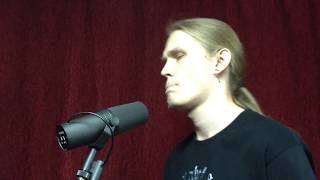 Amon Amarth - Guardians of Asgaard VITOLD vocal cover