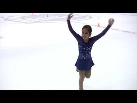 Adriana Vedmed  Compete USA Palm Beach Ice Works 2017