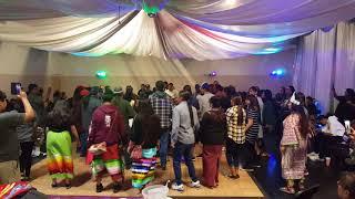 Albuquerque Community Round Dance April 27 2018 Clip 22