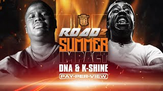 NWX (DNA & K-SHINE) ROAD TO SUMMER IMPACT   URLTV