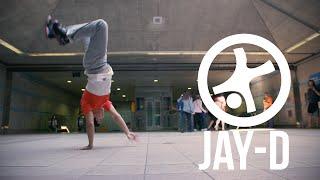 Bboy Jay-D (Concrete Allstars)