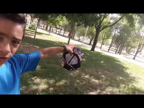 Parkour en el parque