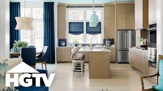 Designing for an Open-Concept Space | HGTV Dream Home (2020) | HGTV