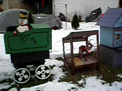 Somerville NJ Christmas Holiday Display