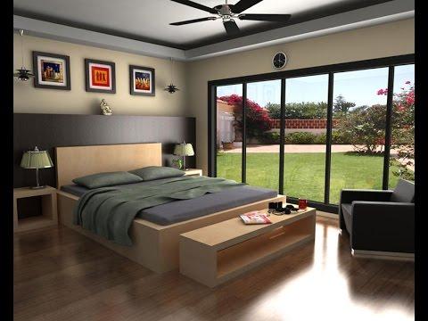 3D AUTODESK Maya Modeling a BED ROOM Part 3