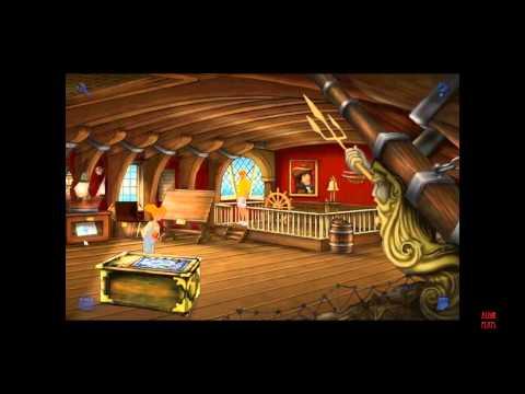 Broken Sword 2: The Smoking Mirror playthrough part 12: Ketch Museum [HD]
