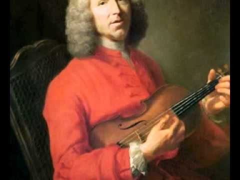 Jean-Philippe Rameau - Anacreon -