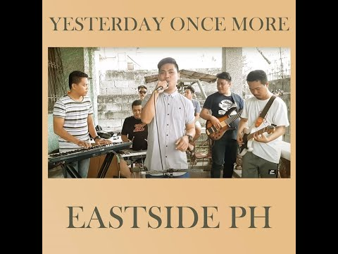 Yesterday Once More - The Carpenters (cover) by Eastside Band