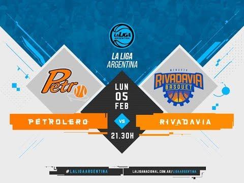 #LaLigaArgentina | 05.02.2018 Petrolero vs. Rivadavia