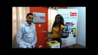 The Cell St.Lucia Christmas Draw Grand Prize