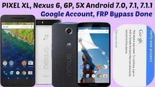 Download lagu Bypass Google Account On Motorola Nexus 6 Nexus 6p Nexus 5XGoogle Pixel XL 7 x x MP3