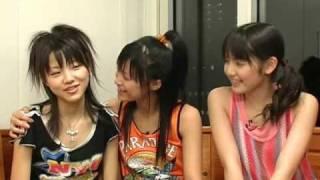 Morning Musume 6ki Member Tanaka Reina, Kamei Eri, Michishige Sayum...
