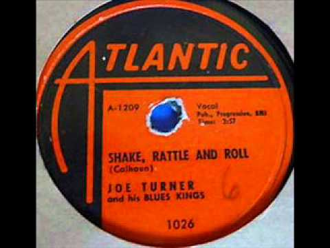JOE TURNER   Shake, Rattle and Roll   78 rpm  1954