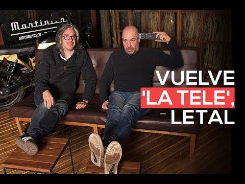 """""""La Tele"""" se renueva con los mismos 'viejos' de siempre"""