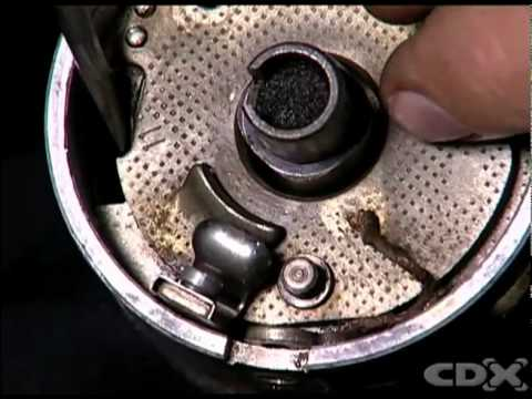 How to - Replacing Contact Breaker Points   Supercheap Auto - YouTube