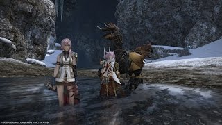 「Final Fantasy XIV」A Realm Reborn: Lightning Strikes – Dread on Arrival (PS4)