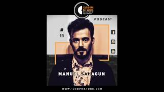 120 BPM Podcast #11 - Manuel Sahagun (08.10.2016)