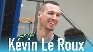 Présentation de Kévin Le Roux, nouveau joueur du Rennes Volley