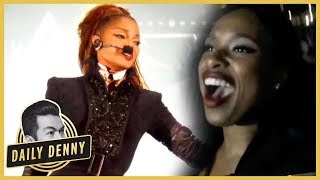 Janet jackson slays the hollywood bowl, surprises a-list crowd | daily denny