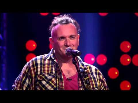 Jan Van De Ven zingt 'Lightning Bolt' (Jake Bugg)   Blind Audition   The Voice van Vlaanderen   VTM