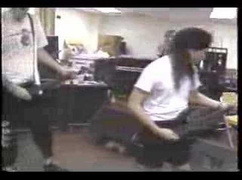 Metallica jams with John Marshall