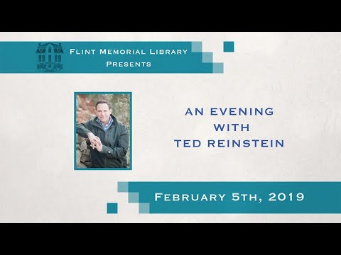 Flint Memorial Library Presents An Evening with Ted Reinstein 02/05/19