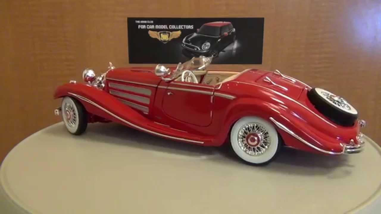 Mercedes Classic Car Club