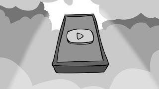 Серебряная кнопка