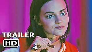 CAM Official Trailer (2018) Netflix, Horror Movie