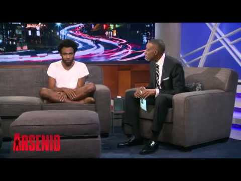 Thumbnail: Childish Gambino talks: Leaving Community, Fears and Hopes for the Future and More!