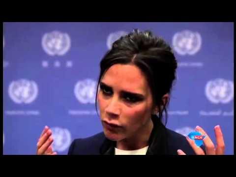 Victoria Beckham to visit South Africa as UN Ambassador