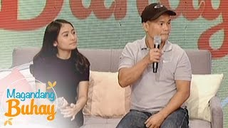Magandang Buhay: Angel describes Onyok as a father