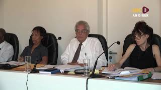 SBC SEYCHELLES - Truth and Reconciliation Hearing- 11-OCT-2019- Session 2 part 1