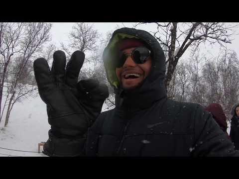 "Norway - Finland | ""An Indian under Northern Lights"" Trailer | Divyanshu Damani Travel Vlog |"