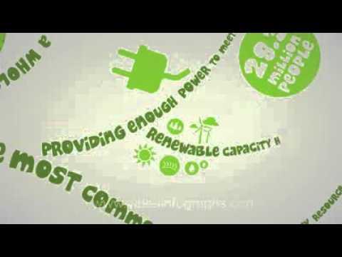 The Future of Renewable Energy   VideoInfographs com