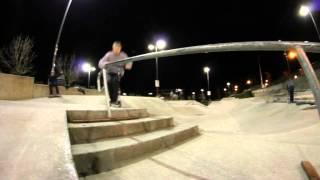 Tyler Bradley: night clips