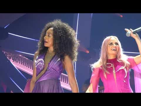 Spice Girls - Viva Forever, Wembley Stadium, June13th 2019