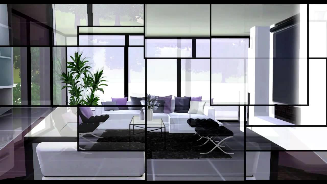 he Sims 3 Modern House ~ Ultra Modern Paradise HD~ FP ... - ^